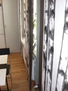 Mitt ikea fönster med nexa motagare